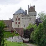 le château de Menthon Saint Bernard