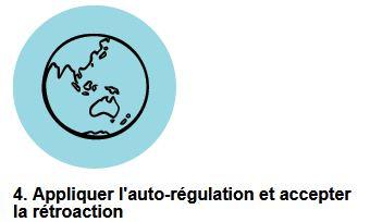 Appliquer l'auto-régulation et accepter la rétroaction