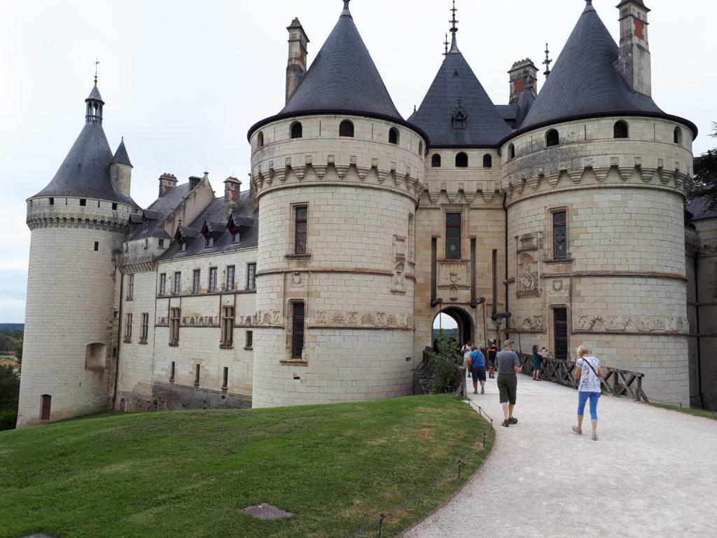 Chaumont-sur-Loire côté parc