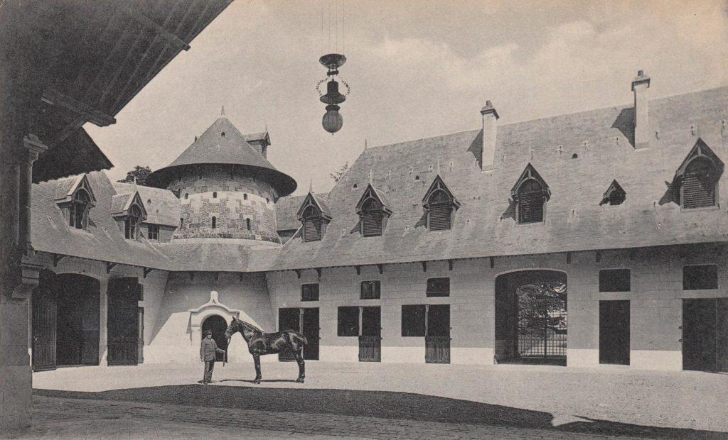 les écuries de Chaumont-sur-Loire