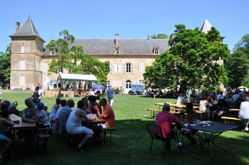 La fête de Ste Madeleine au château de Preisch