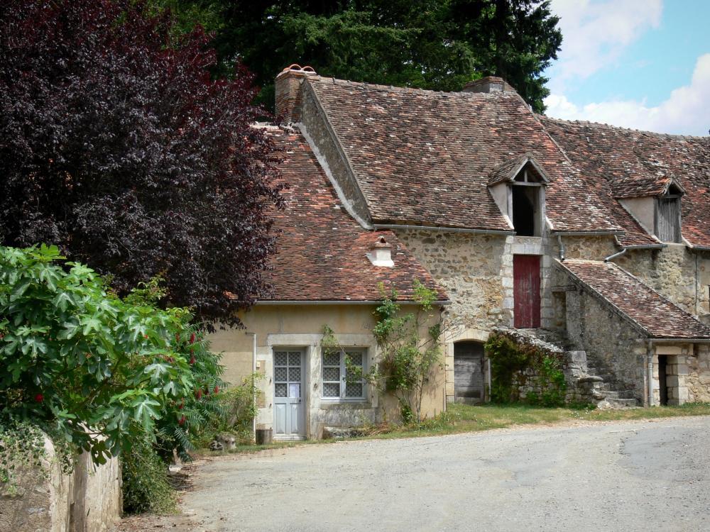 Le hameau de Château Guillaume