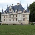 Le château d'Azay-le Rideau