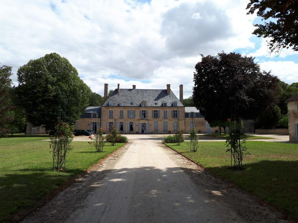 Le château de Denainvilliers