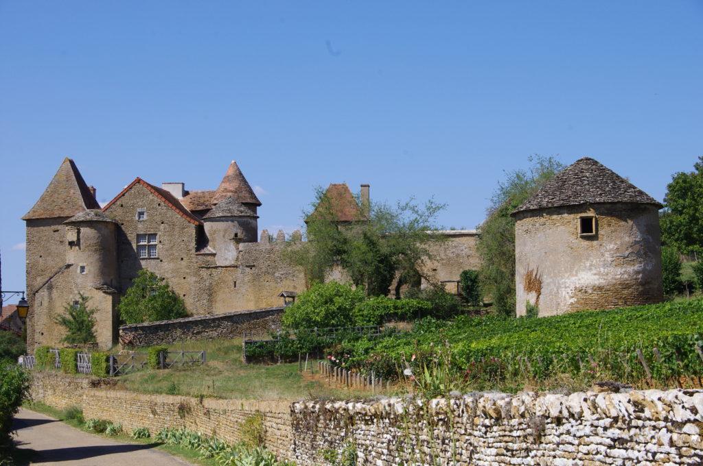 Le château de Bissy-su-Fley