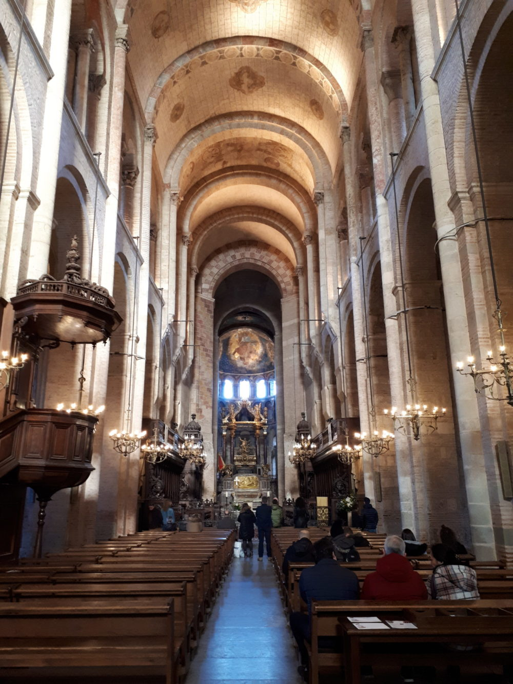 La basilique St Sernin