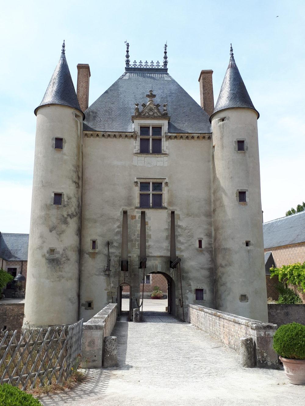 Le château de Chamerolles