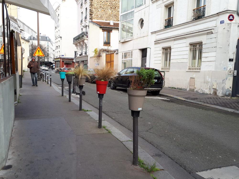 La rue des vignoles