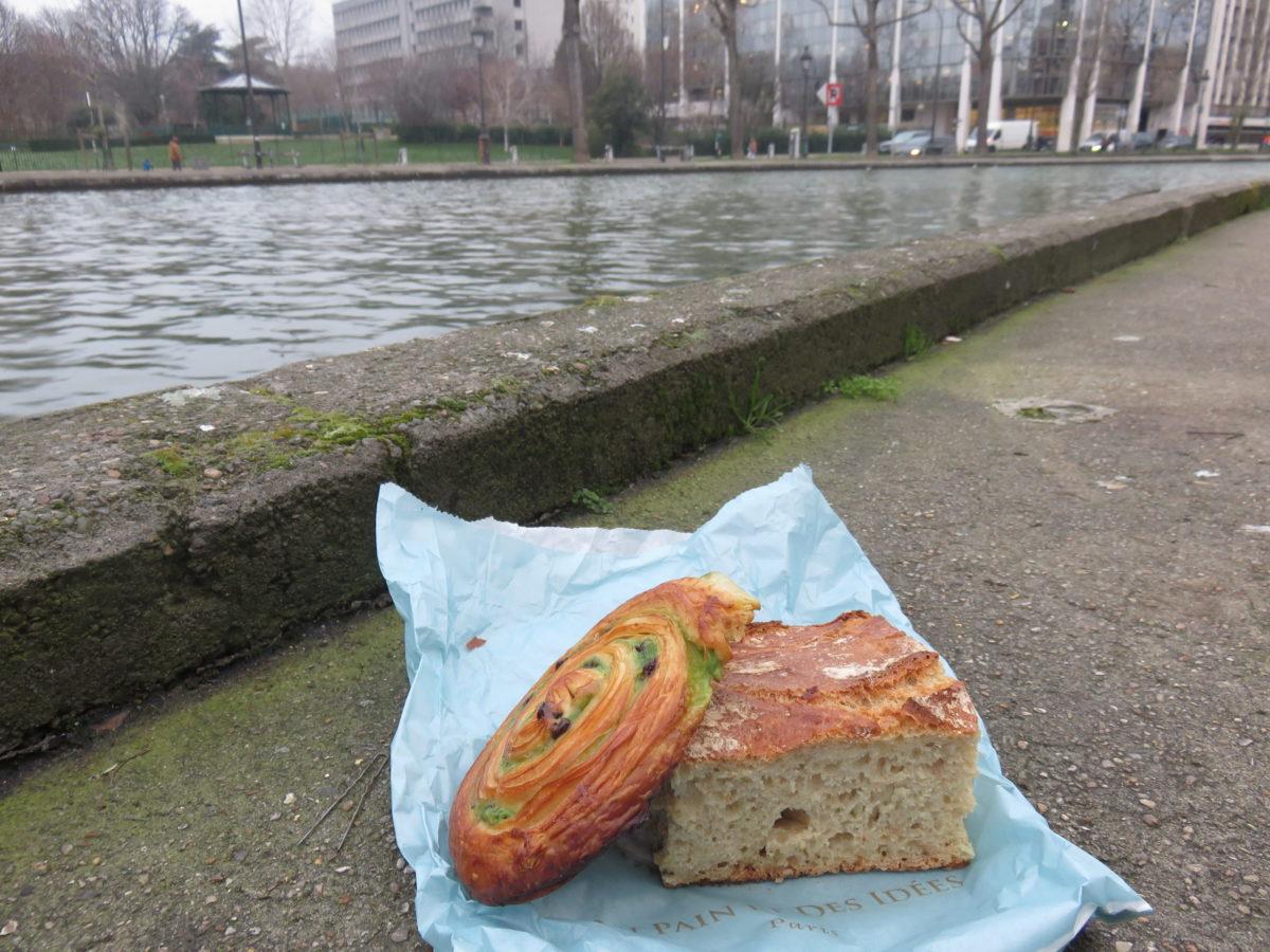 des pains et des idées