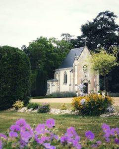 La chapelle de la Galoisière