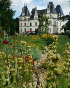 le chateau de la Galoisière