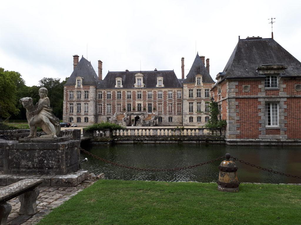 le-château-de-Courances