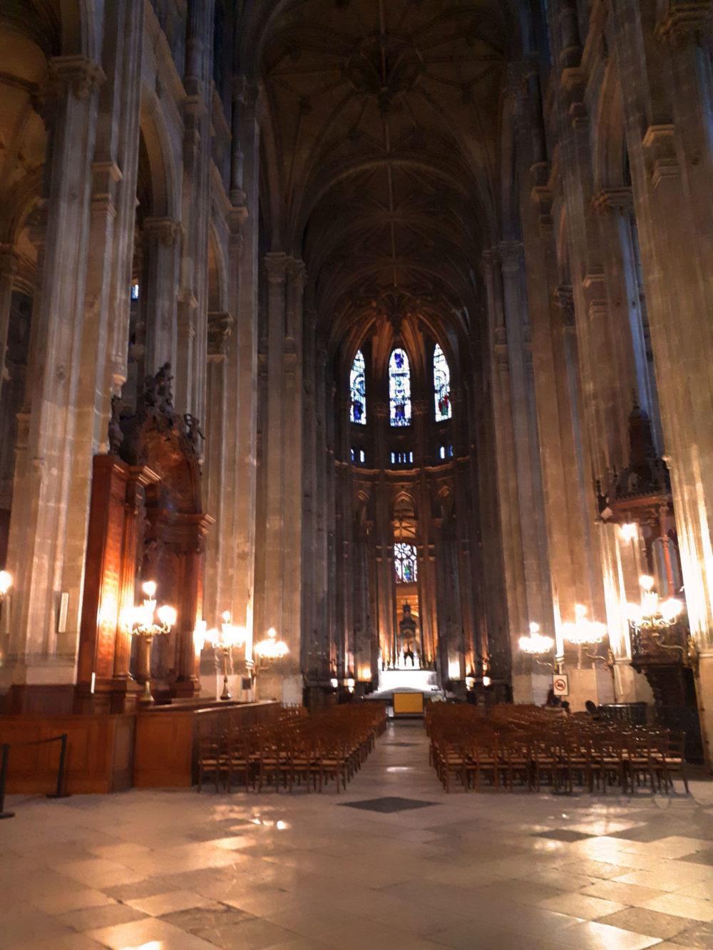 L'église st-Eustache