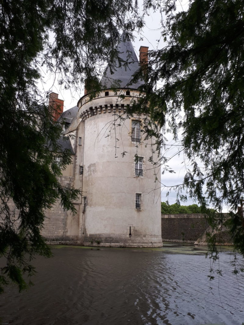 Le château de Sully-sur-Loire