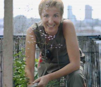Valentine de Ganay - responsable du projet La Plaine