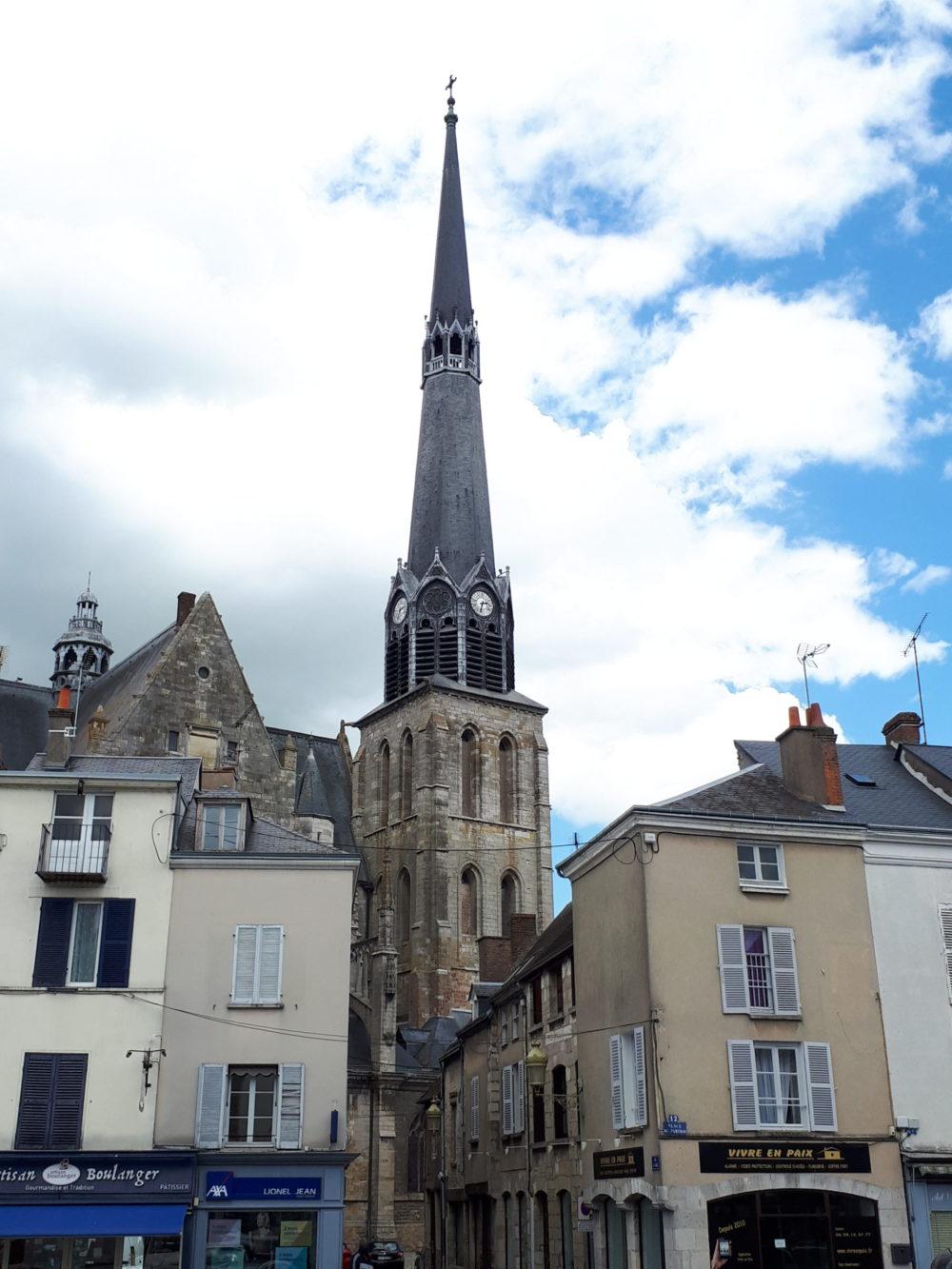l'église de Pithiviers