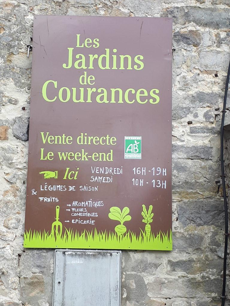 Les jardins de Courances