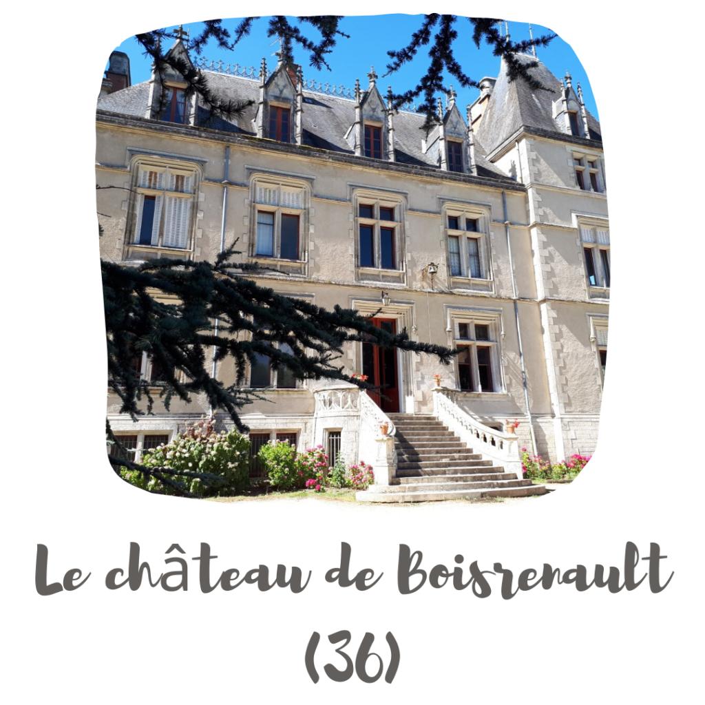 le château de Boisrenault