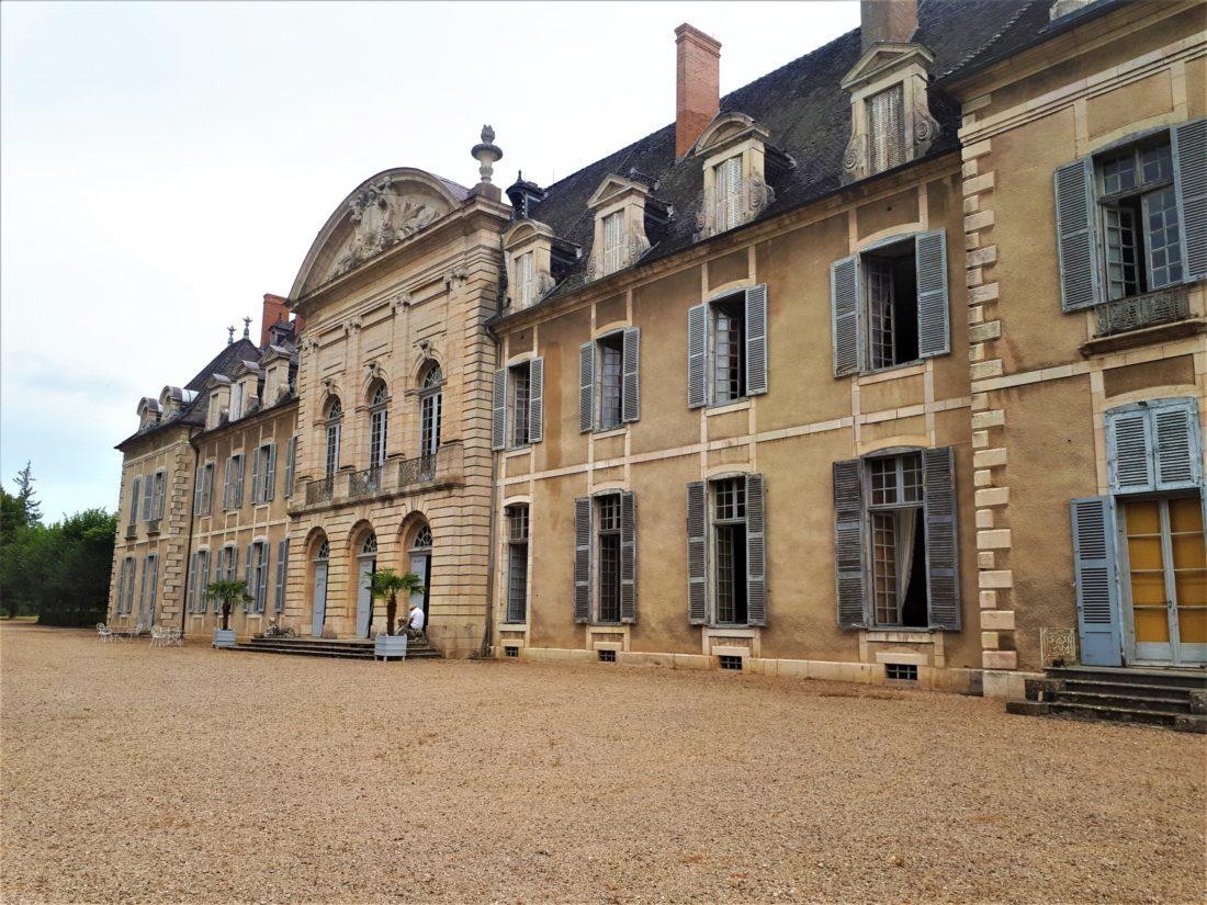 L'abbaye de la Ferté