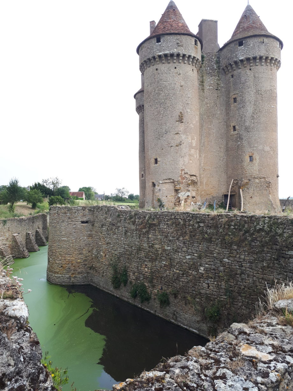 Le château de Sarzay