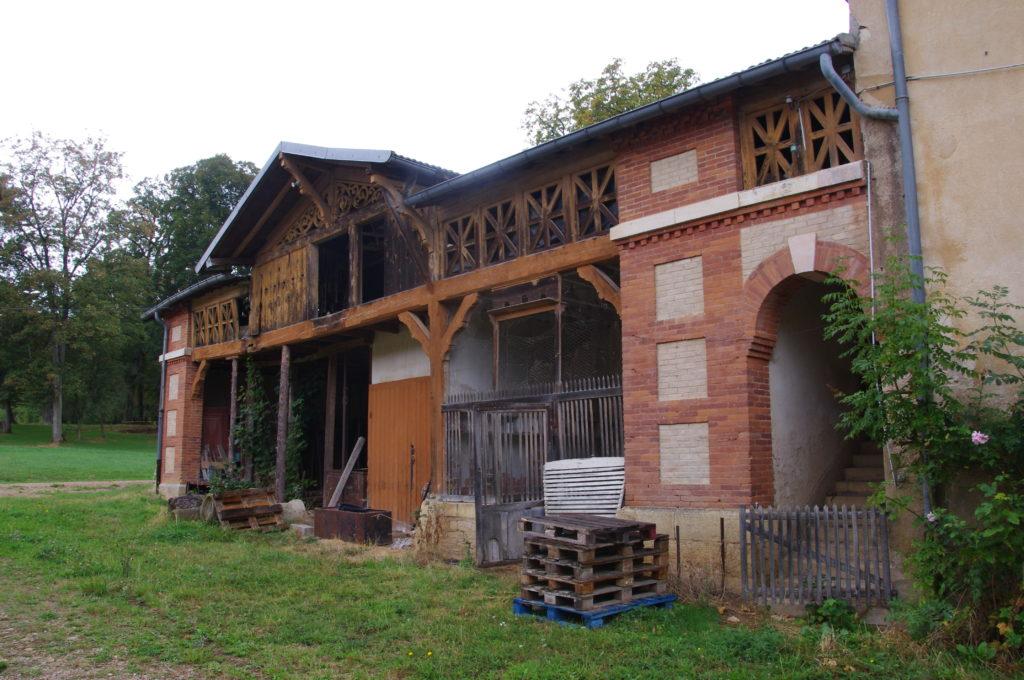 Bresse sur Grosne