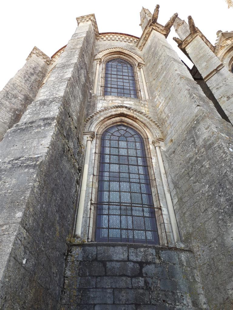 La basilique St mathurin