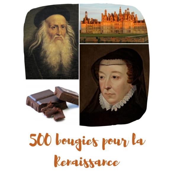 500 ans de la renaissance