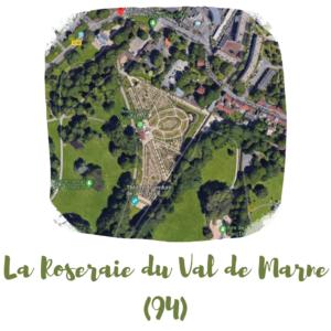La roseraie du val de Marne