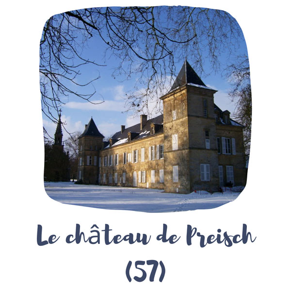 Le château de Preisch