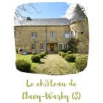 Le château de Clavy-Warby