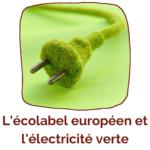 électricité verte et écolabel européen
