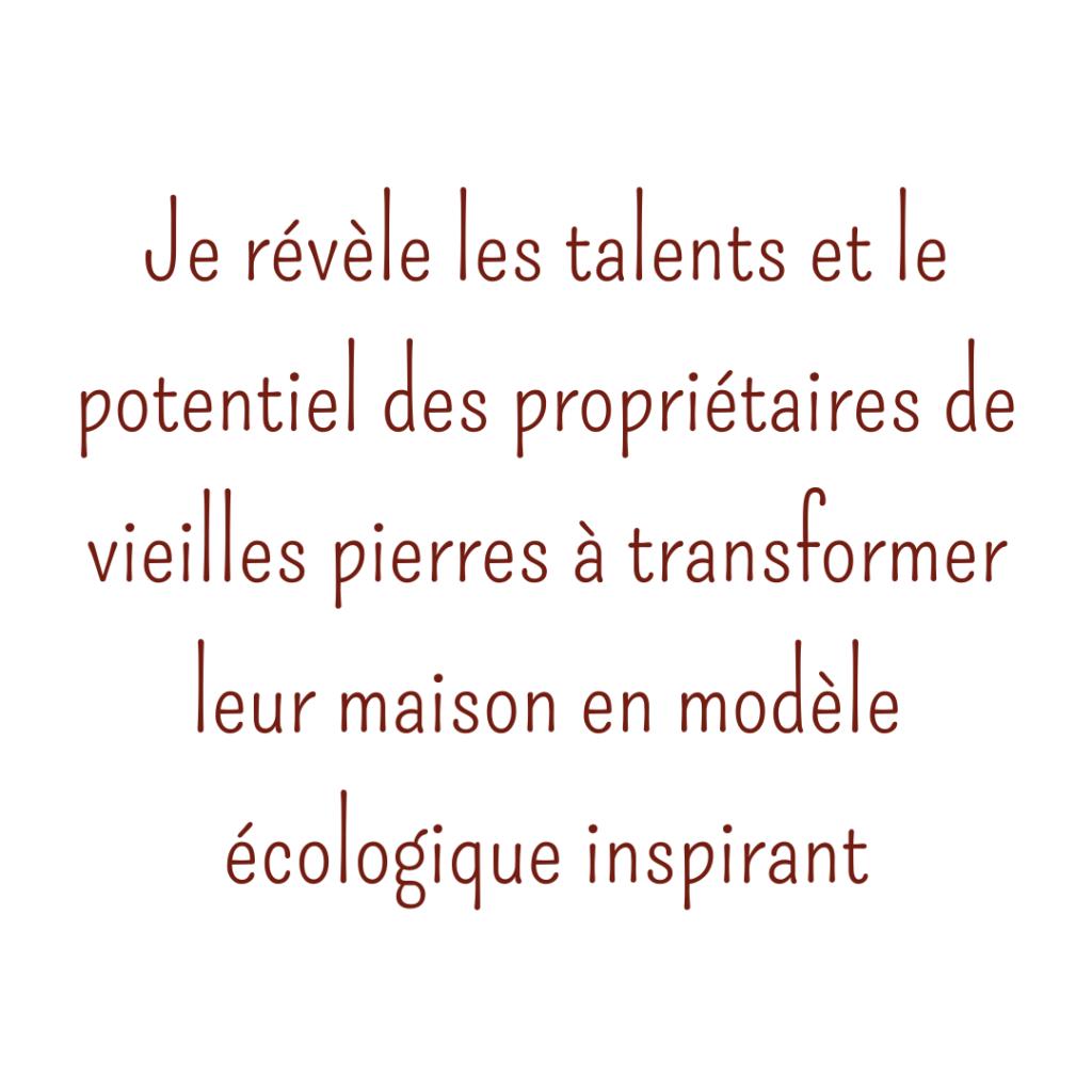 Céline MAROTTE, qui suis-je ? Ecolabel européen