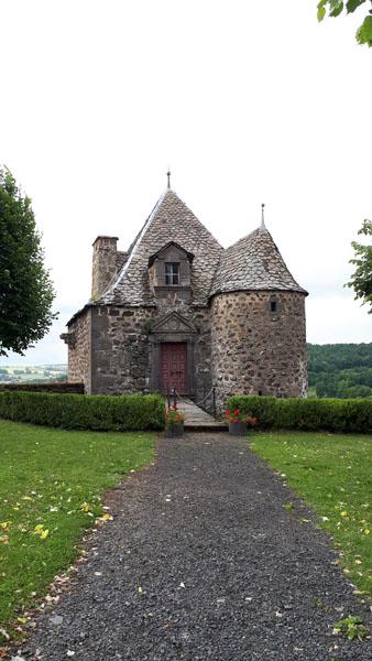 le château du sailhant